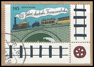 175-Jahre-Ferneisenbahn-145-Ct-gestempelt-Ecke-unten-rechts-Mi-Nr-3070