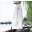 Summer-Bohemia-Chiffon-Bohemia-Women-Casual-High-Waist-Beach-Loose-Pants-Shirt thumbnail 11