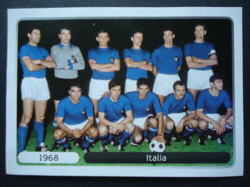 PANINI 517 Italia 1968 ITALY em 2012 Poland-Ucraina