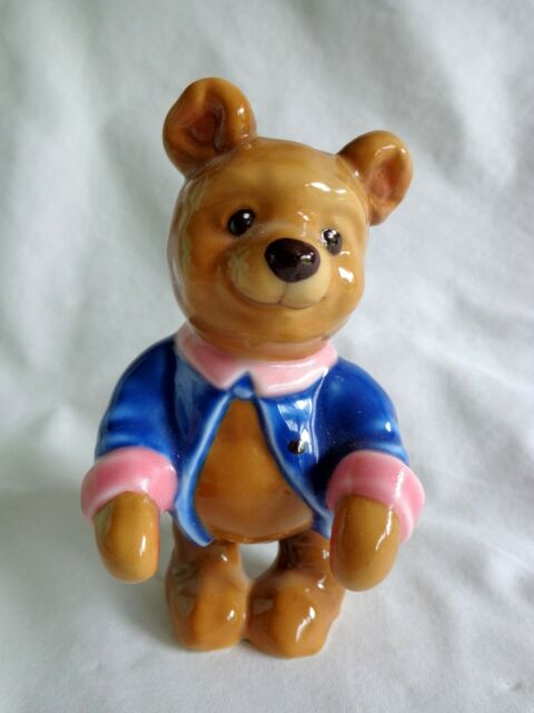 Michael's Bears HAPPY HUGS Figurine Michael Hague 960667 Enesco 1997 No Box