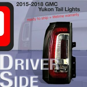 2015 Yukon Denali Xl For Sale >> 2015 2016 2017 2018 19 GMC Yukon, Yukon XL, Denali Tail Light Driver OEM Rebuilt | eBay