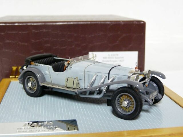 Ilario IL43078 1/43 '27 Mercedes-Benz 680 Sindelfingen Handmade Resin Model Car