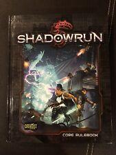 CAT28000 Shadowrun RPG 6th Edition Core Rulebook Sixth World