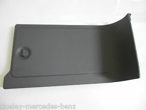 Genuine new mercedes benz w639 seat box cover lh or rh ebay for Mercedes benz original seat covers