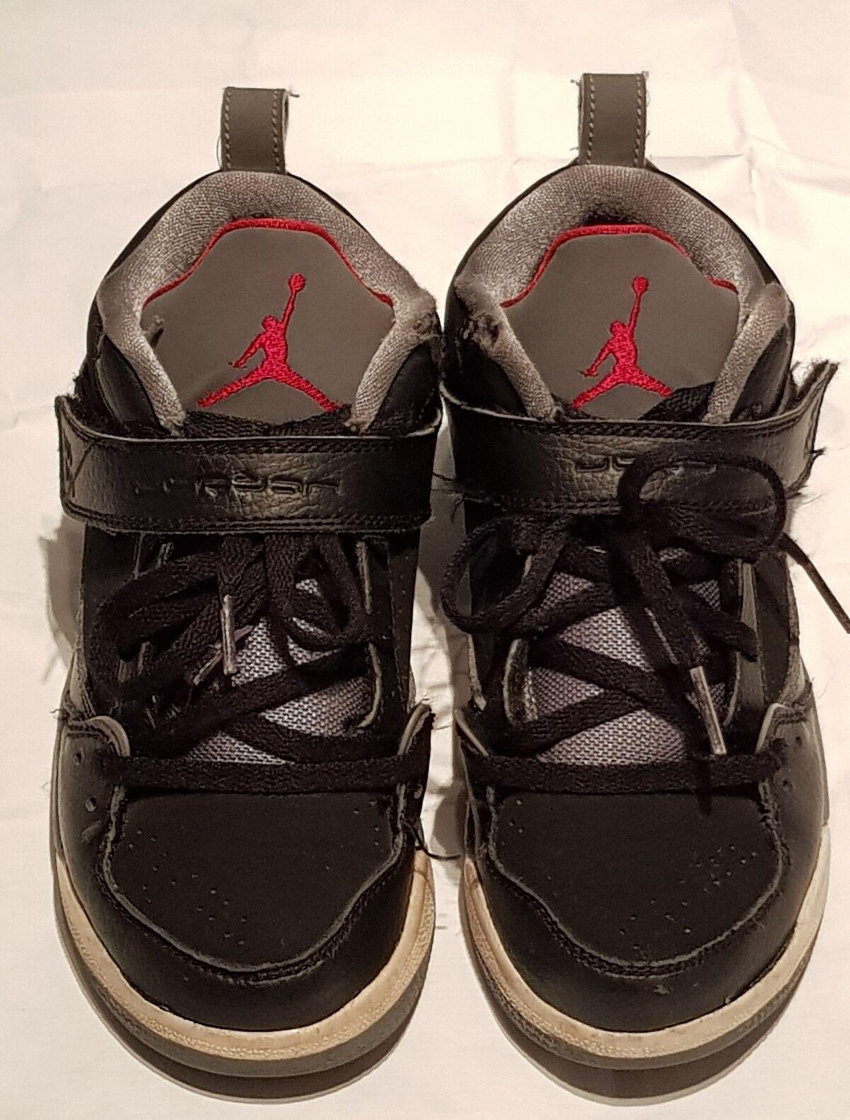 Nike Air Jordan Flight Basketball Hi Top Trainers, Black, Child UK Comfortable best-selling model of the brand