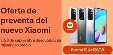 Xiaomi Redmi 10 Handy 4 + 128GB RAM 90HZ G88 Octa Core 50MP Cámara 5000mAh