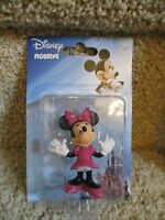 Disney Figurine Minnie Mouse Mickey Cake Topper Pvc Play Figure Part 2