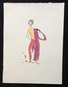 Henk-Visch-zusammen-Farblithographie-2005-handsigniert-und-datiert