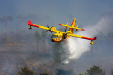 Heller 80370 1:72nd scale Canadair CL415 Aerial firefighting Amphibous aircraft