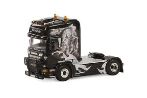 Collection Wsi Unité de cabine Scania R Streamline Topline 4x2 Oehlrich 01-1682