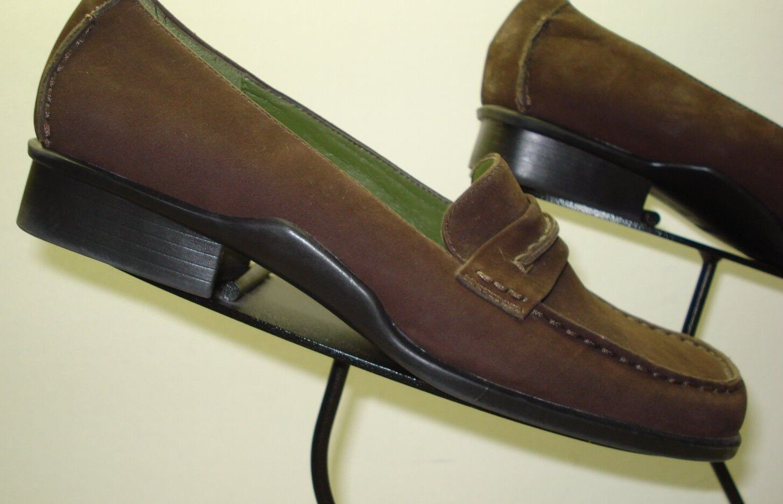 Women's AEROSOLES Brown Classic Loafer Size 6.5 Unworn Mint