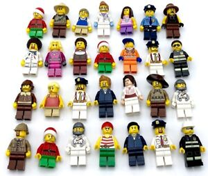 LEGO NEW MINIFIGURES YOU PICK WHAT FIGS YOU WANT SERIES TOWN CITY GIRLS MORE