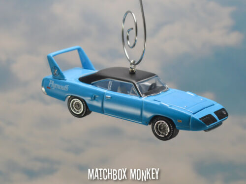 1970 Plymouth Superbird Looney Tunes Christmas Ornament Classic Muscle Car