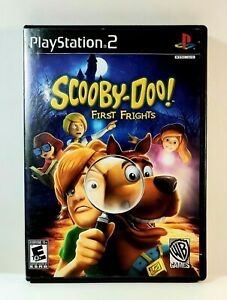 Complete! Scooby-Doo First Frights (Sony PlayStation 2, 2009) PS2 Tested