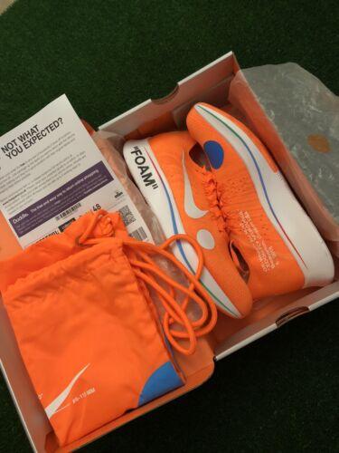 Ao2115 Zoom 800 Uk Nike 10 Mercurial Blanc Fly 9 Us Off Eu 44 Orange X qAATwCxp