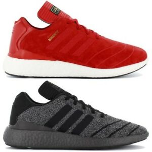 pretty nice 0d450 f46f1 Image is loading Adidas-Originals-Busenitz-Pure-Boost-Men-039-s-
