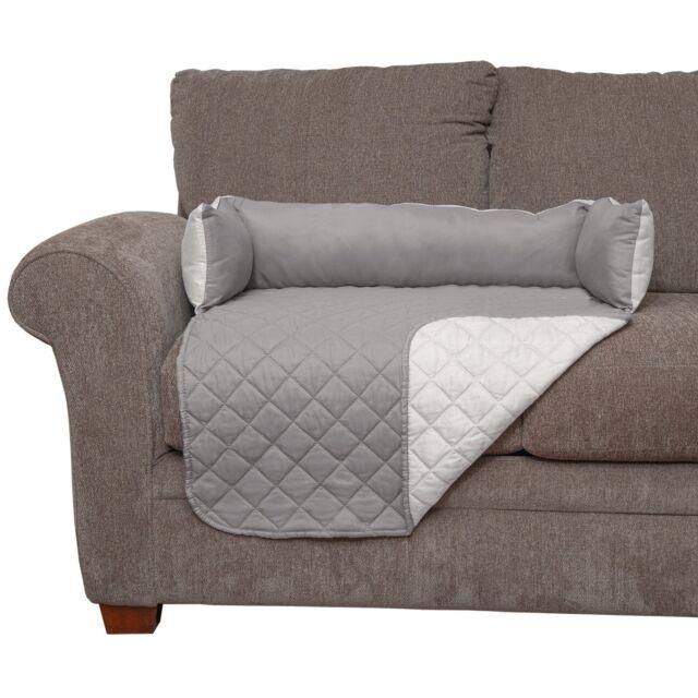 Awesome Furhaven Sofa Buddy Dog Bed Pet Bed Furniture Cover Creativecarmelina Interior Chair Design Creativecarmelinacom