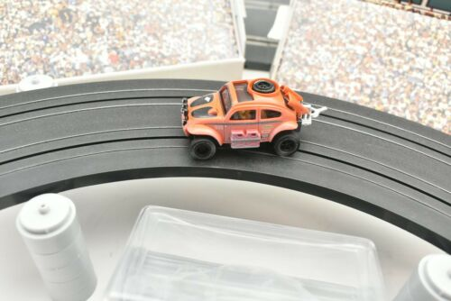 SC011 Baja Racer Orange VW Beetle Dirt EffectX-TRACTION Ultra-G AUTO WORLD