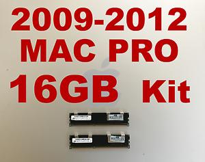 16GB Apple Mac Pro • 2009-2012 4,1//5,1 • 1333mhz 1066mhz RAM Memory Upgrade Kit