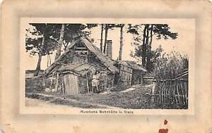 B9541-Russia-Russiche-Wohnhutte-in-Stara-1916-Feldpost