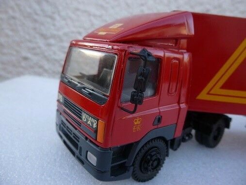 RXA174 Leyland DAF 75 75 75 Royal Mail Artic handbuilt Roxley 1 48 scale VAT included f2fbe2