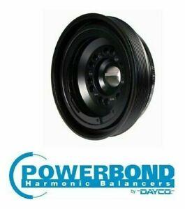POWERBOND RACE PERF. 10% OVERDRIVE HARMONIC BALANCER FOR HSV LS1 LS2 5.7L 6.0 V8