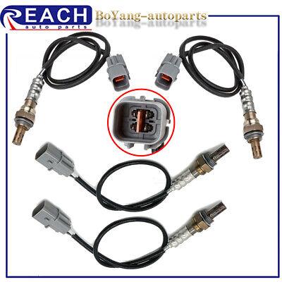 4pcs Oxygen O2 Sensor 1/& 2 Bank 1 Bank 2 for 03-05 Kia Sorento V6-3.5 o2 New