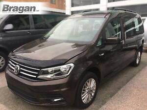 Para-adaptarse-a-2015-VW-Volkswagen-Caddy-ahumado-Escudo-Protector-Sombrero-Acrilico-endurecido
