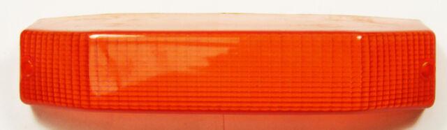 Hillman Avenger Talbot Sunbeam Front Side Indicator Lamp Flasher Lens Amber