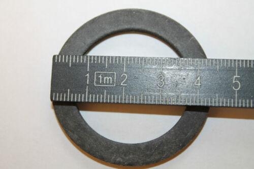 """DN 25 = 1/""""  VPE=10 St. DE BEER Gummi Verschraubungsdichtung 32 x 44 x 3 mm"""