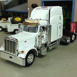 1 64 Dcp Massey Ferguson 379 Peterbilt Dealer Truck