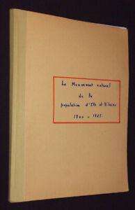The-Natural-Movement-de-La-Population-D-039-Ille-Et-Vilaine-Department-1800-1825