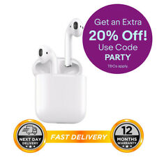 Apple AirPods 2nd Gen with Wired Charging Case - White