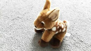 Puppet company Wilberry Woodland Fallow Deer soft toy
