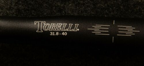 Torelli Bormio Alloy Short /& Shallow Style Handlebars 40 cm C-to-C