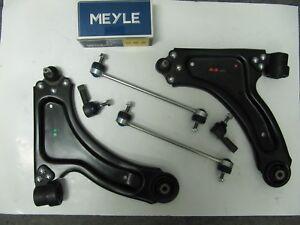 2X Meyle Reparatursatz Querlenker Vorderachse Links+Rechts