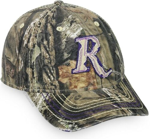 "Remington Frayed Patch /""R/"" Logo Ladies/' Mossy Oak® Break-Up Country® Cap"