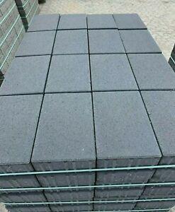 betonpflaster pflastersteine dilock rechteck 30 20 8 anthrazit sonderposten ebay