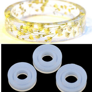 silicone diy ring mold resin jewelry rings