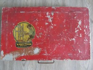 1942-Gilbert-Feris-Wheel-Erector-Set-with-Manual