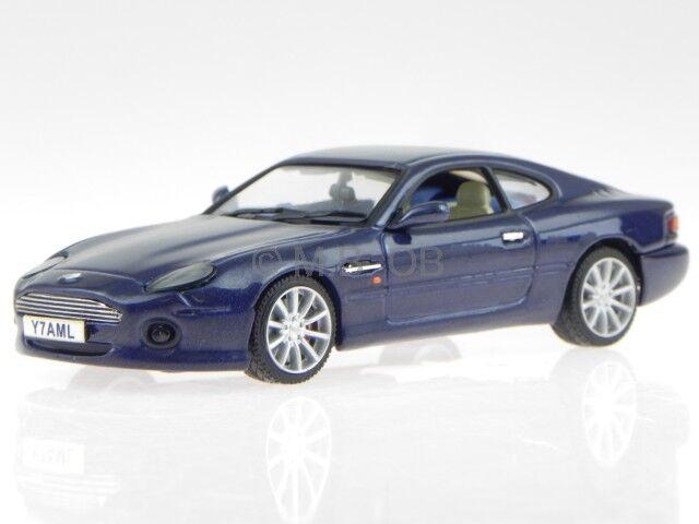 Aston Martin DB7 1992 Vantage mendipbluee modelcar 20652 Vitesse 1 43