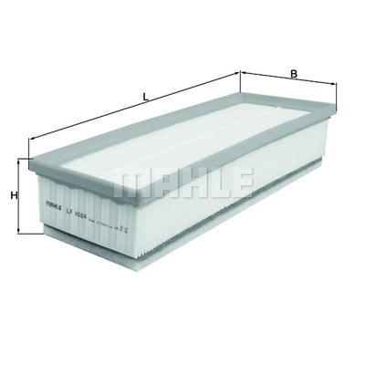 Luftfilter Filter NEU MAHLE ORIGINAL LX 4084