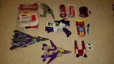 Transformers Classics CHUG LOT Grimlock Smokescrean Cliffjumper Rodimus