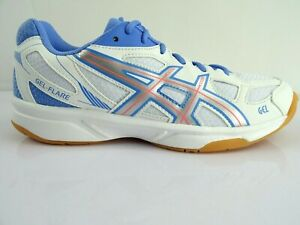 Details about Asics Gel-Flare 7 GS - Children's Indoor Shoes Volleyball  Shoes Trainers