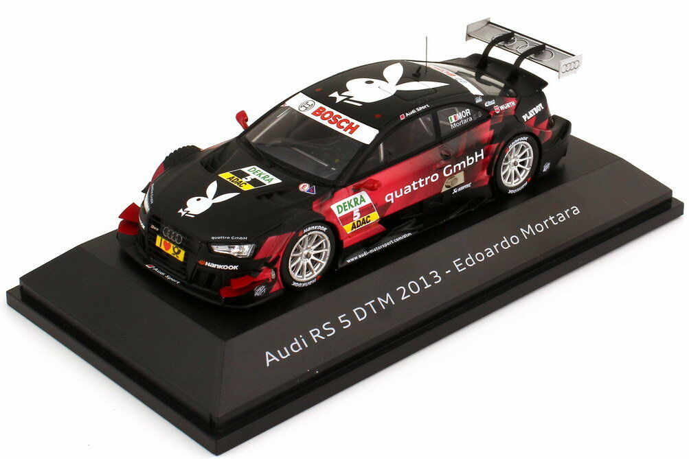1 43 DTM Audi Rs 5 2013   Playboy   Nr.5, Mona Mortara - Dealer Edition - Oem