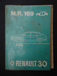 REVUE-TECHNIQUE-AUTOMOBILE-RTA-MR-169-RENAULT-30