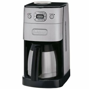 Cuisinart-DGB-650-10-Cup-Grind-and-Brew-Thermal-Automatic-Coffeemaker-Silver-Bla