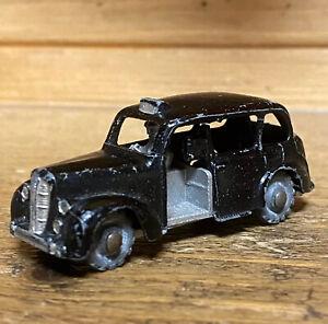 Budgie-morestone-No-13-Austin-Taxi-Cab-Grigio-Ruote-eccellenti-cond-ORIGINALE-1957
