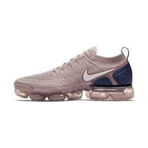 Nike-Vapormax-Flyknit-2-Diffused-Taupe-Sepia-Stone-942842-201-Sneakers-SZ-9-12