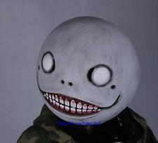 NieR: Automata Emil Mask Costume Helmet Halloween Cosplay Props Latex